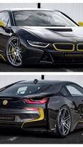BMW i8 by Manhart Racing