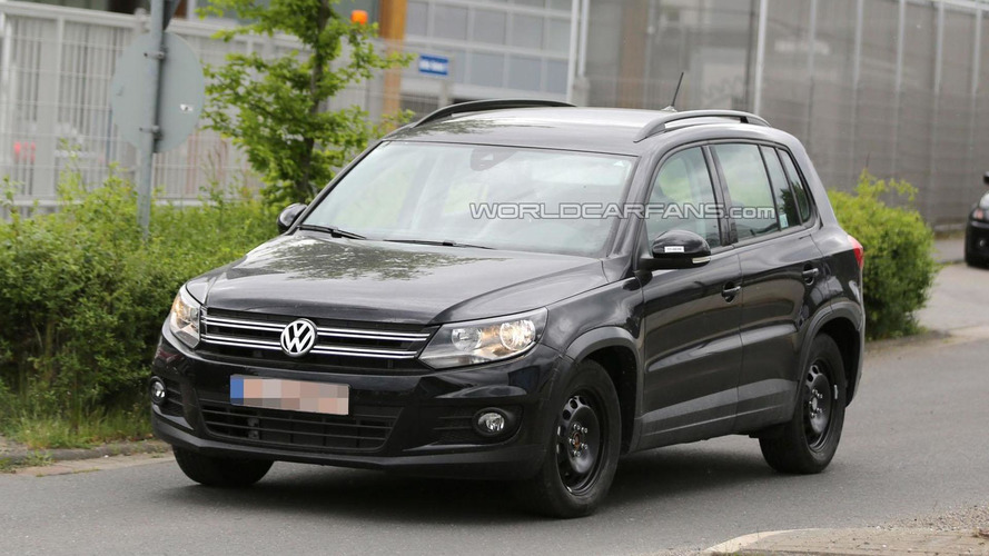 Next-generation Volkswagen Tiguan to look