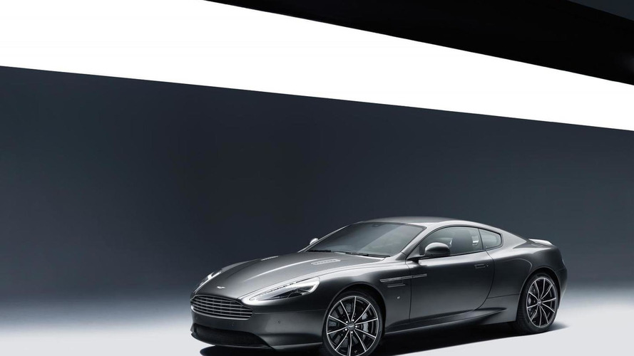Aston Martin reveals DB9 GT with 547 PS 6.0-liter engine