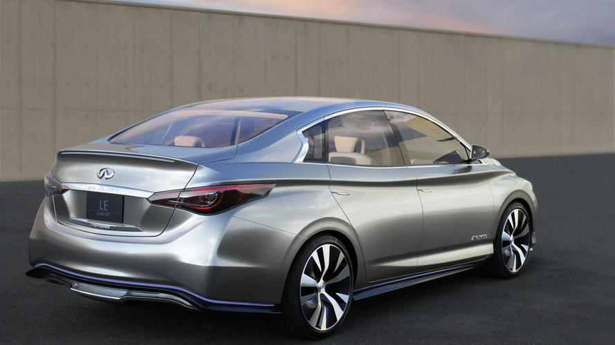 Infiniti EV delayed, flagship set for a 2020 launch - report