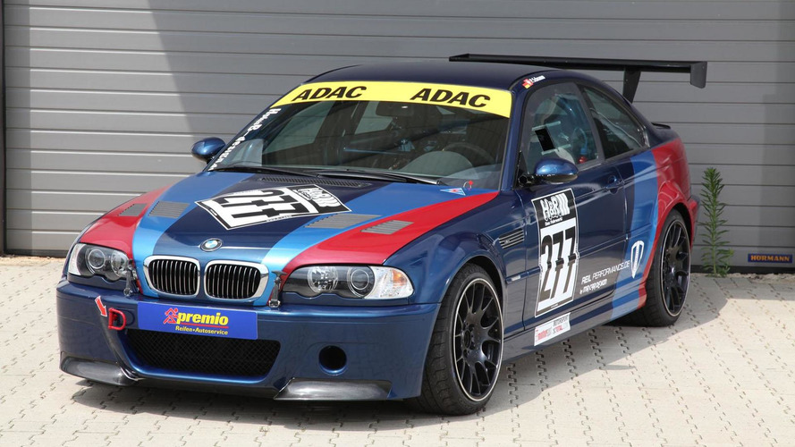 BMW M3 CSL by REIL Performance