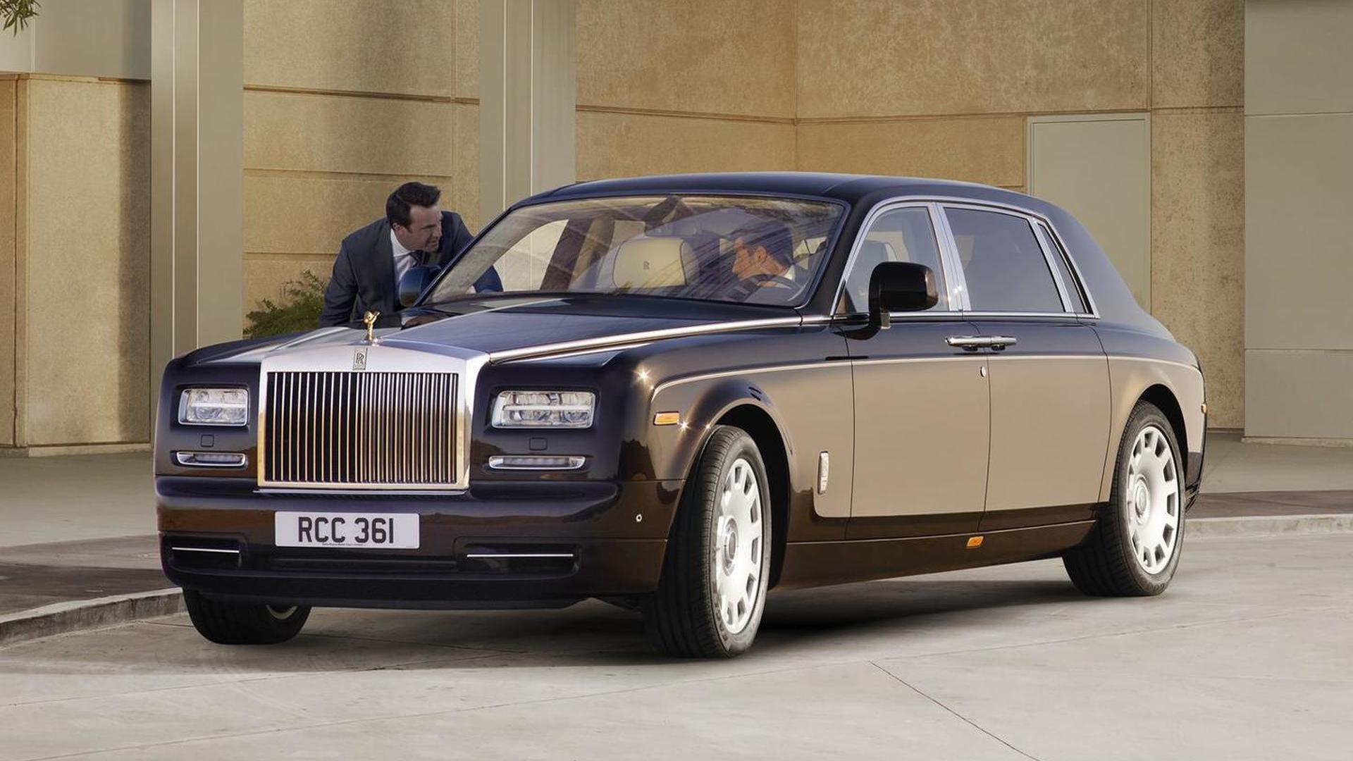New Rolls Royce >> New Rolls Royce Phantom Coming In 2016 Report