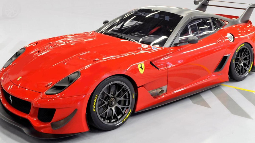 One-off Ferrari 599XX Evo sells for €1.4million at auction