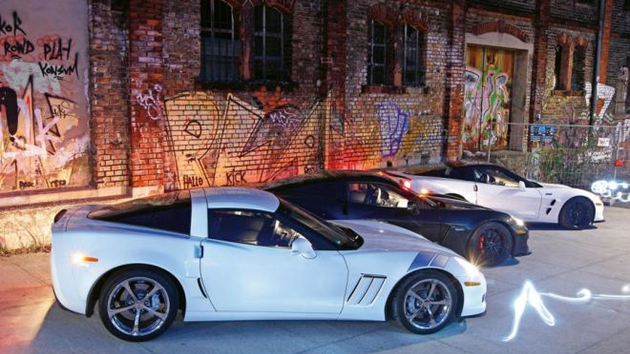 C6 Grand Sport >> Testing The Corvette Zr1 Z06 Centennial Edition And C6