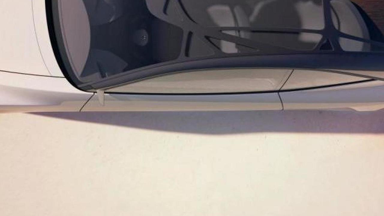Pininfarina Cambiano Concept - teaser no. 3