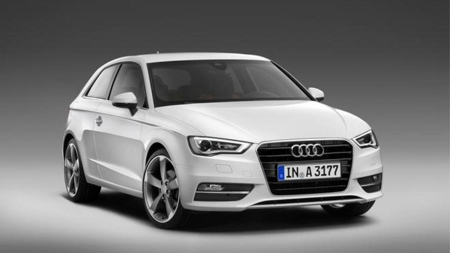 2013 Audi A3 leaked in full