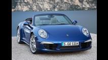Porsche 911 Carrera 4 e 4S 2013 são revelados oficialmente