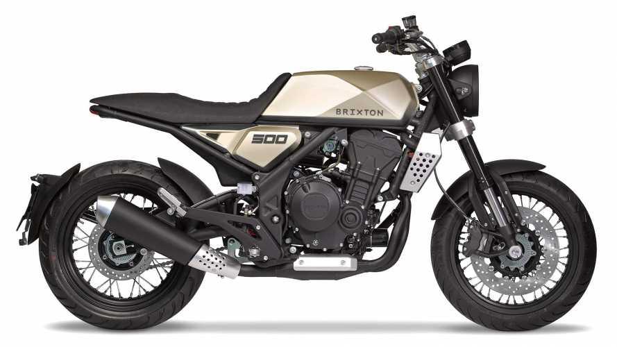Brixton Motorcycles, nel 2019 arriva il bicilindrico
