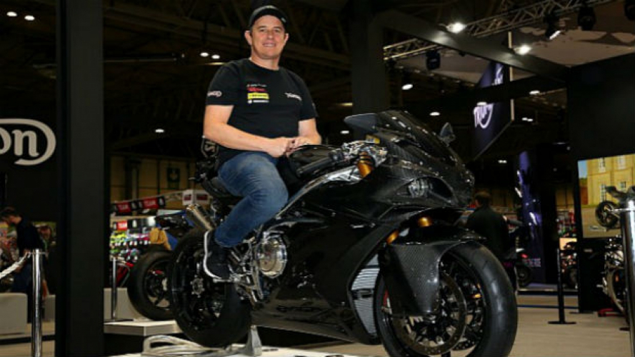 Norton Superlight, al TT 2019 con McGuinness