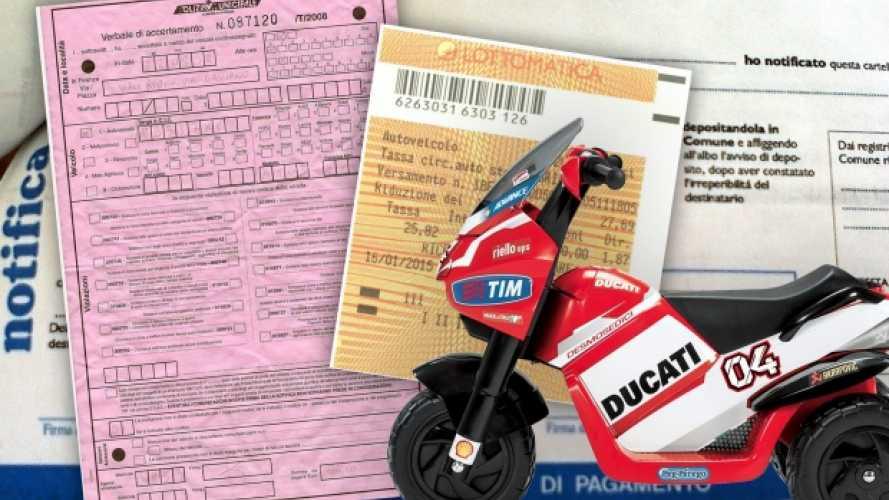 Pace fiscale 2019, le novità per i motociclisti