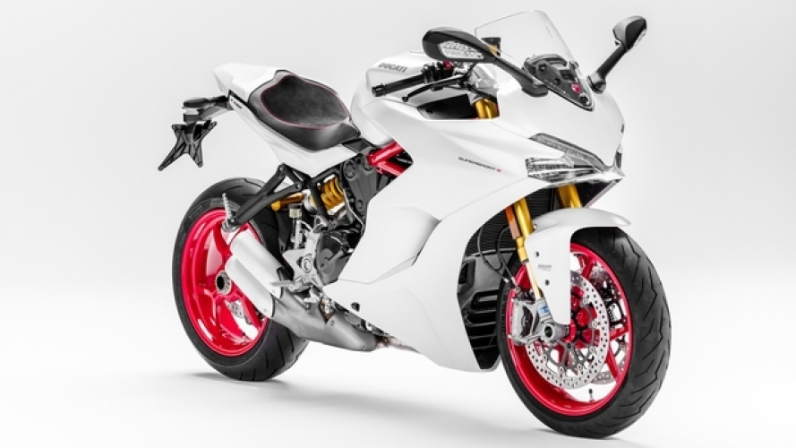 Nuova Ducati SuperSport 2017