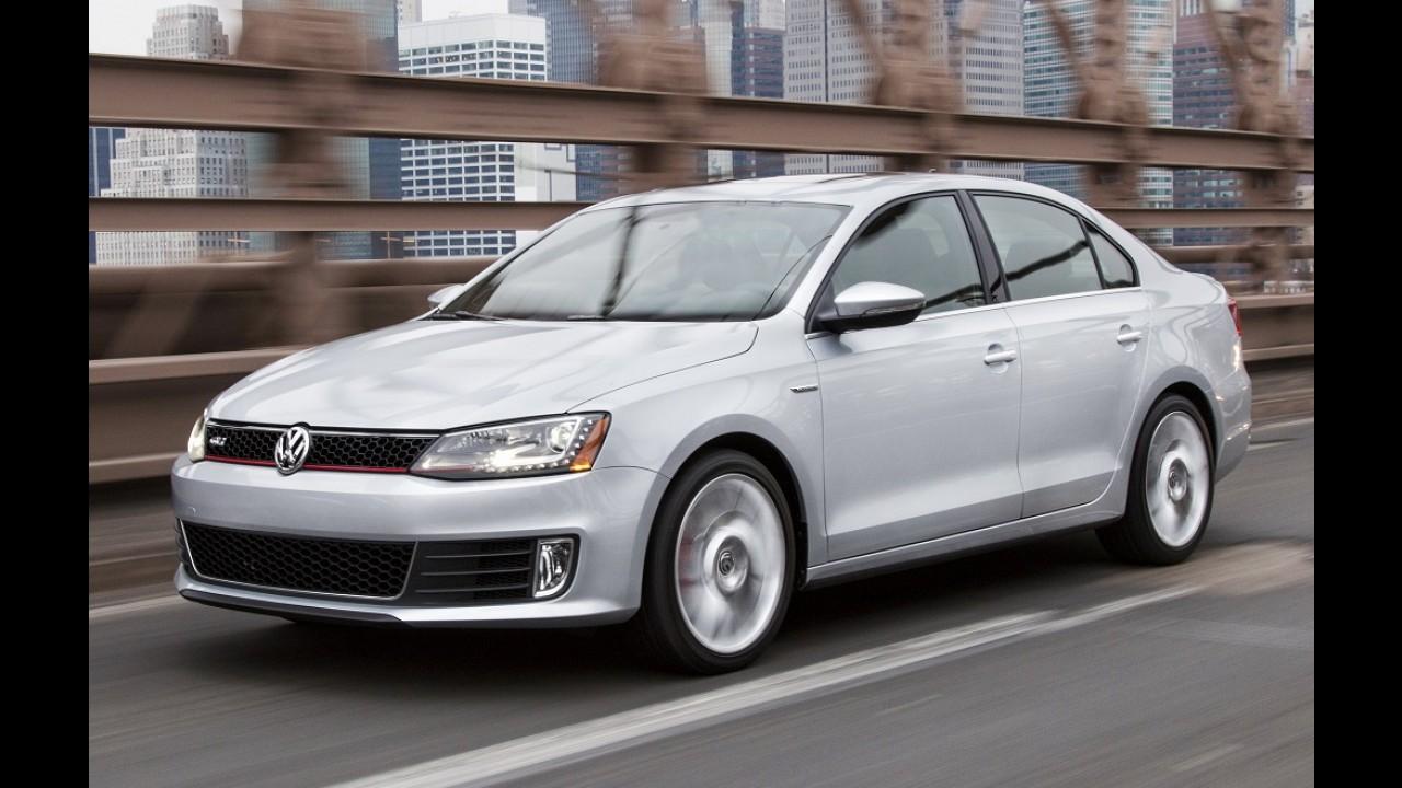 Volkswagen Jetta é investigado por risco de quebra do eixo traseiro