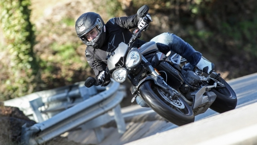 Triumph Street Triple 765 RS 2017 - TEST