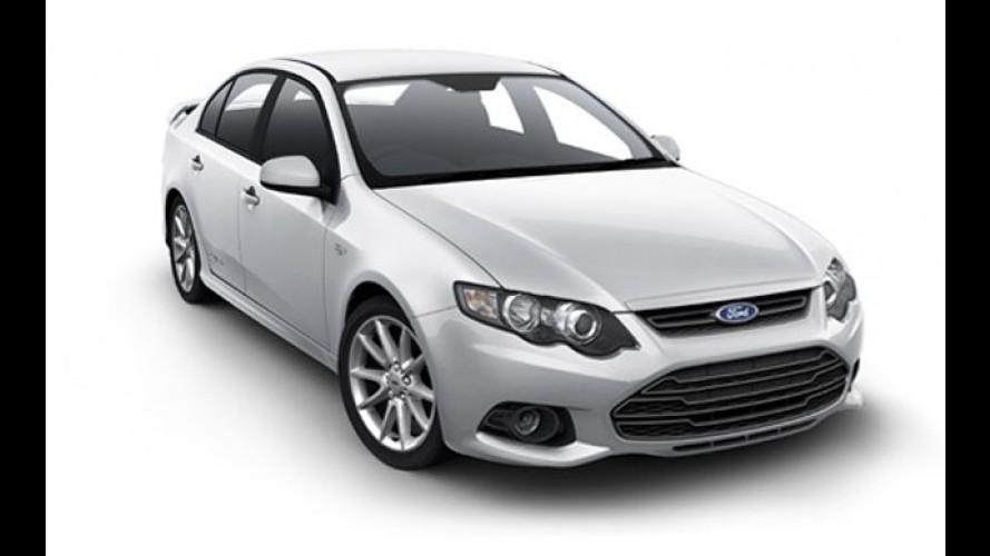 Ford confirma fim da produção na Austrália em 2016