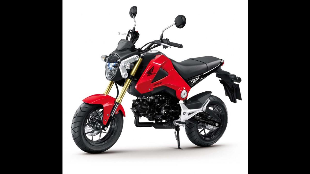 Honda MSX 125 revive o conceito Monkey por US$ 2.999 nos EUA
