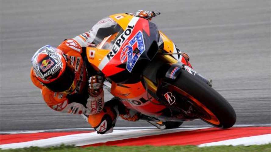 MotoGP: Stoner al posto di Pedrosa dopo l'operazione?