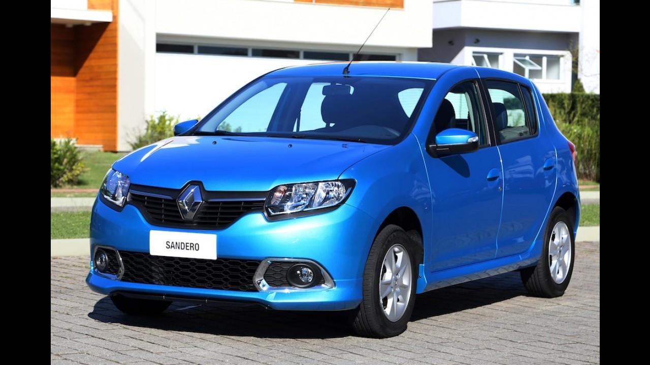 Com ajuda do novo Logan, Renault cresce 8% no primeiro semestre