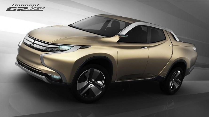 Mitsubishi diz que próxima L200 Triton terá dirigibilidade de carro de passeio