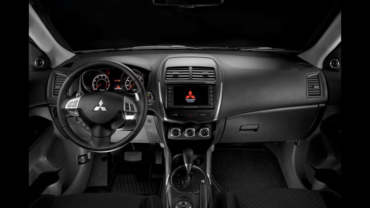 Mitsubishi Outlander Sport 2013 começa a ser vendido nos EUA pelo equivalente a R$ 39.000