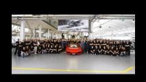 Lamborghini comemora produção de milésima unidade do esportivo Aventador