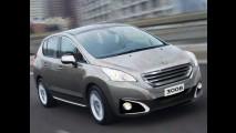 Peugeot 3008 será produzido na China com visual reestilizado