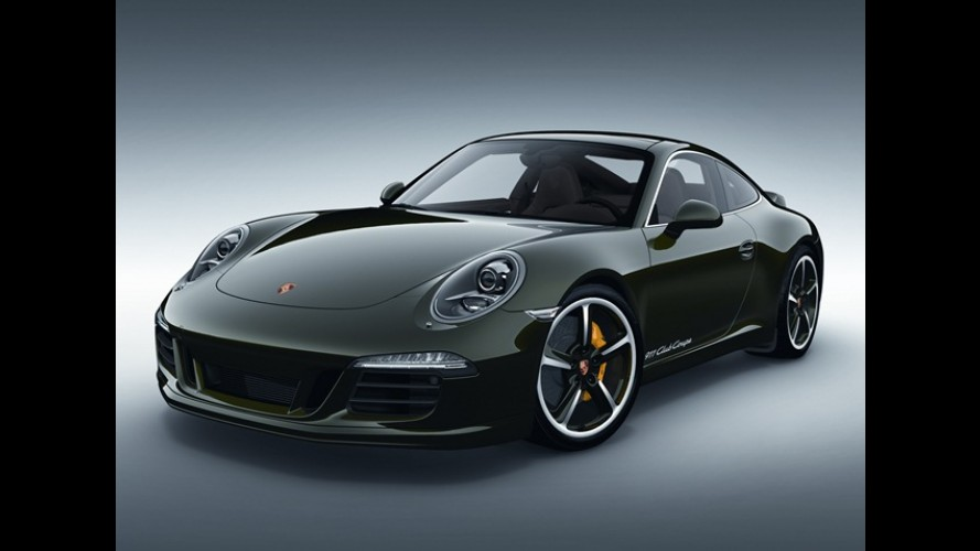 Porsche anuncia o exclusivo 911 Club Coupe