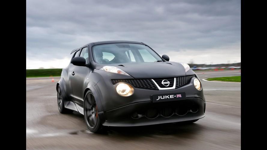 Nissan Juke-R custará mais de R$ 1 milhão e terá apenas 25 unidades produzidas