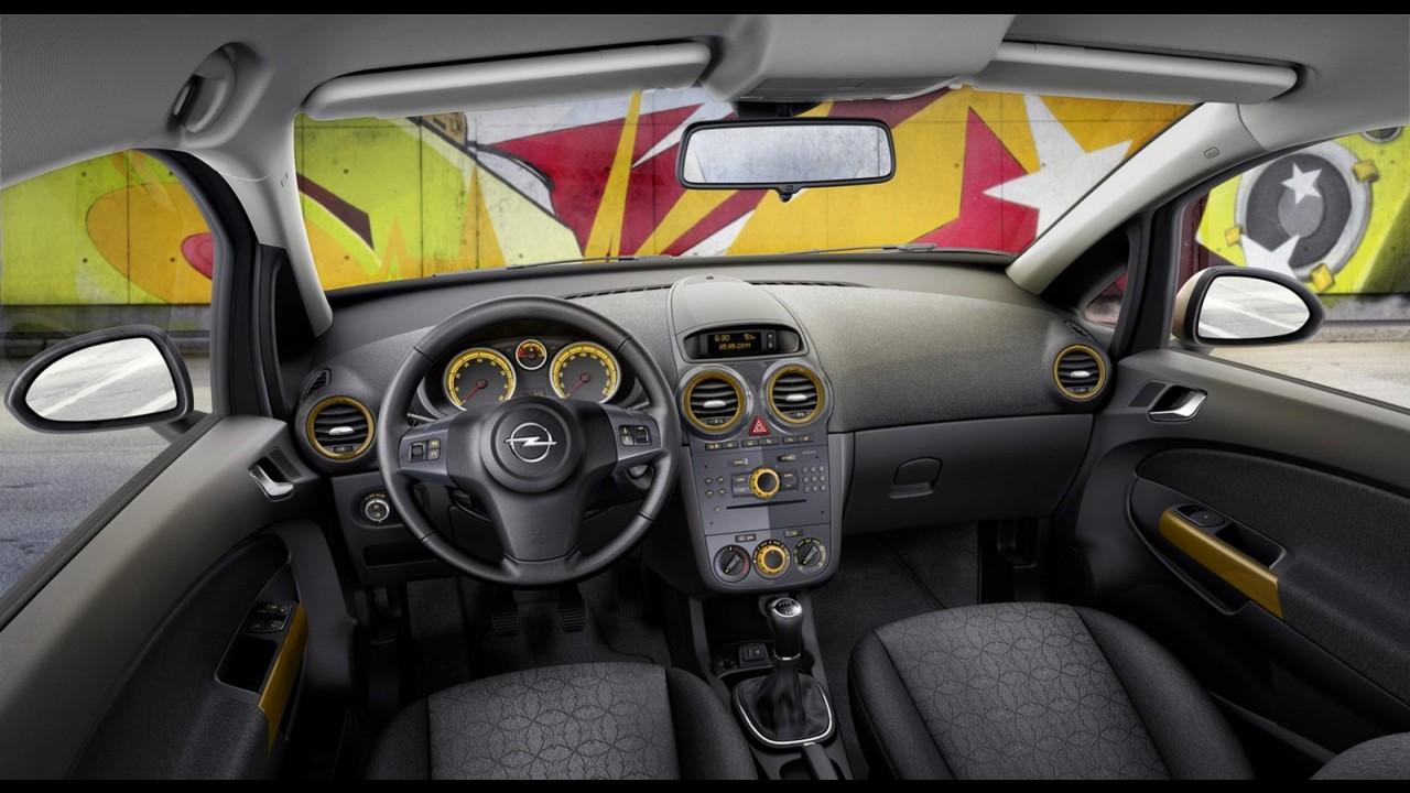 Opel Corsa ganha edição especial Kaleidoscope na Europa