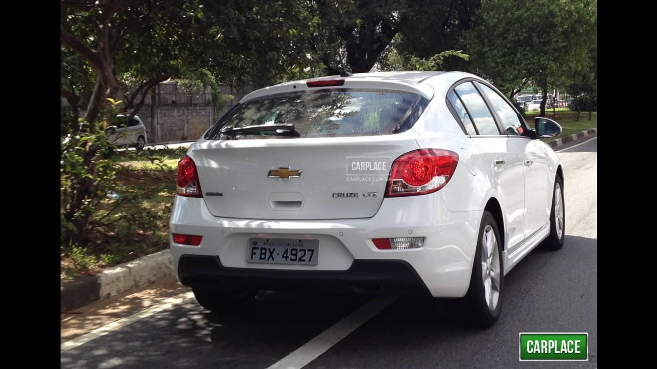 Novo Cruze Sport6: Hatch terá preço inicial de R$ 64.900