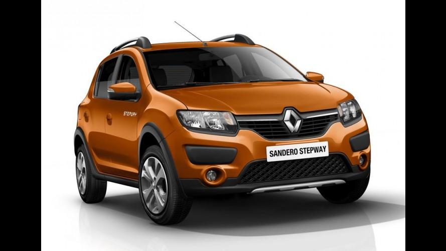 Novo Sandero Stepway troca motor 16V por 8V e chega por R$ 47,8 mil
