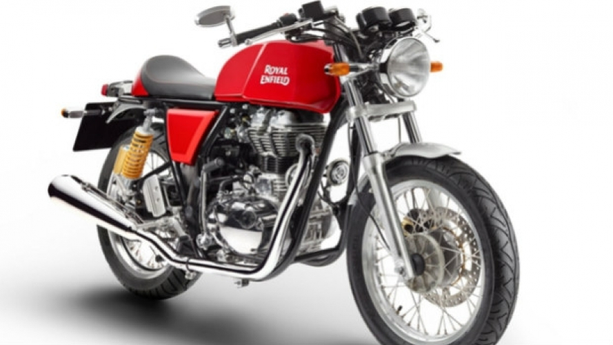 Royal Enfield, addio alla Continental GT 535