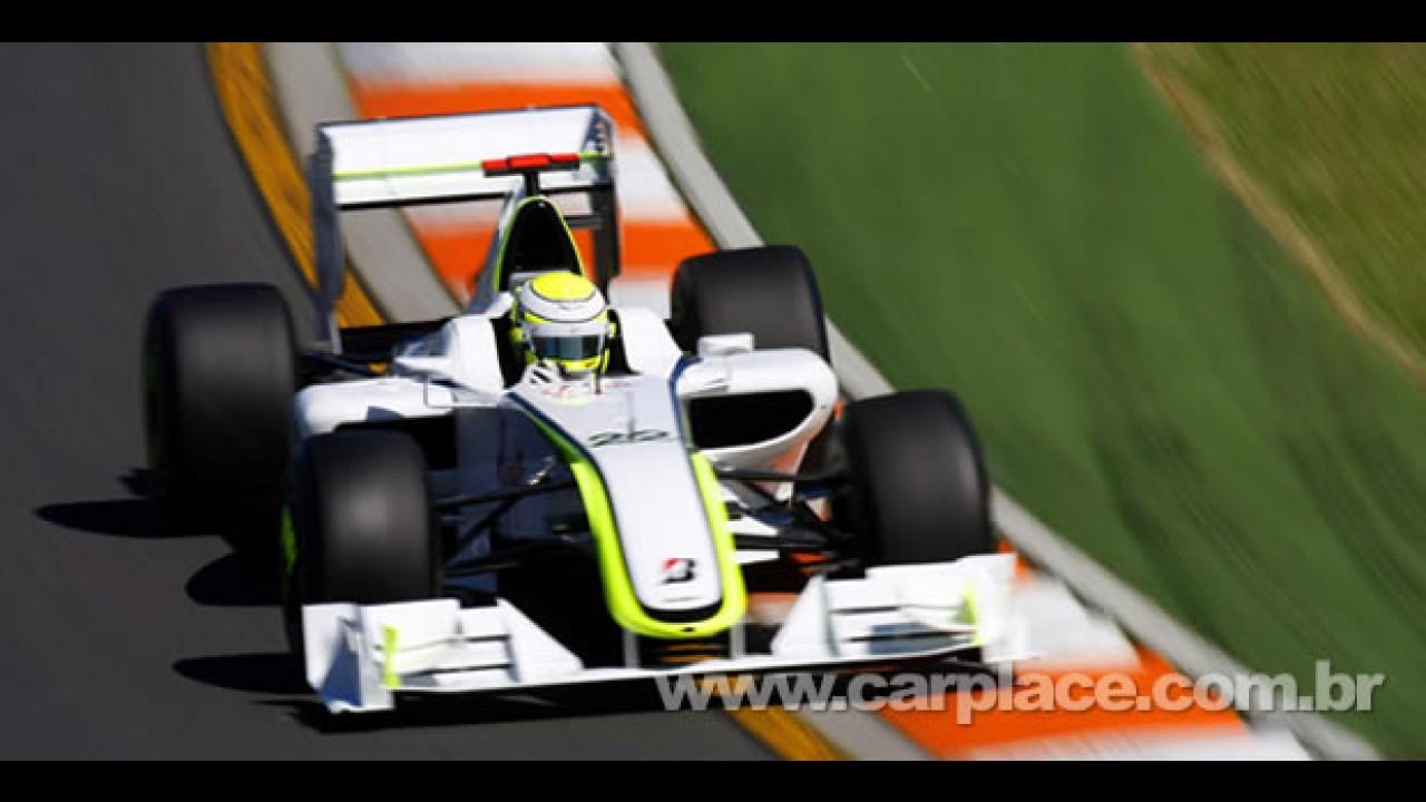 Fórmula 1: Button vence o GP da Turquia, Massa chega em 6° e Barrichello quebra
