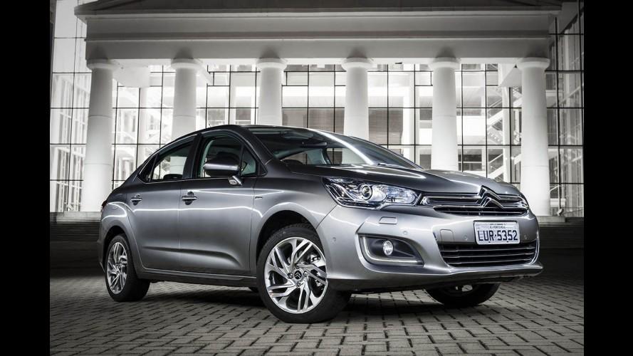 Citroën convoca C4 Lounge 2.0 flex para recall no Brasil