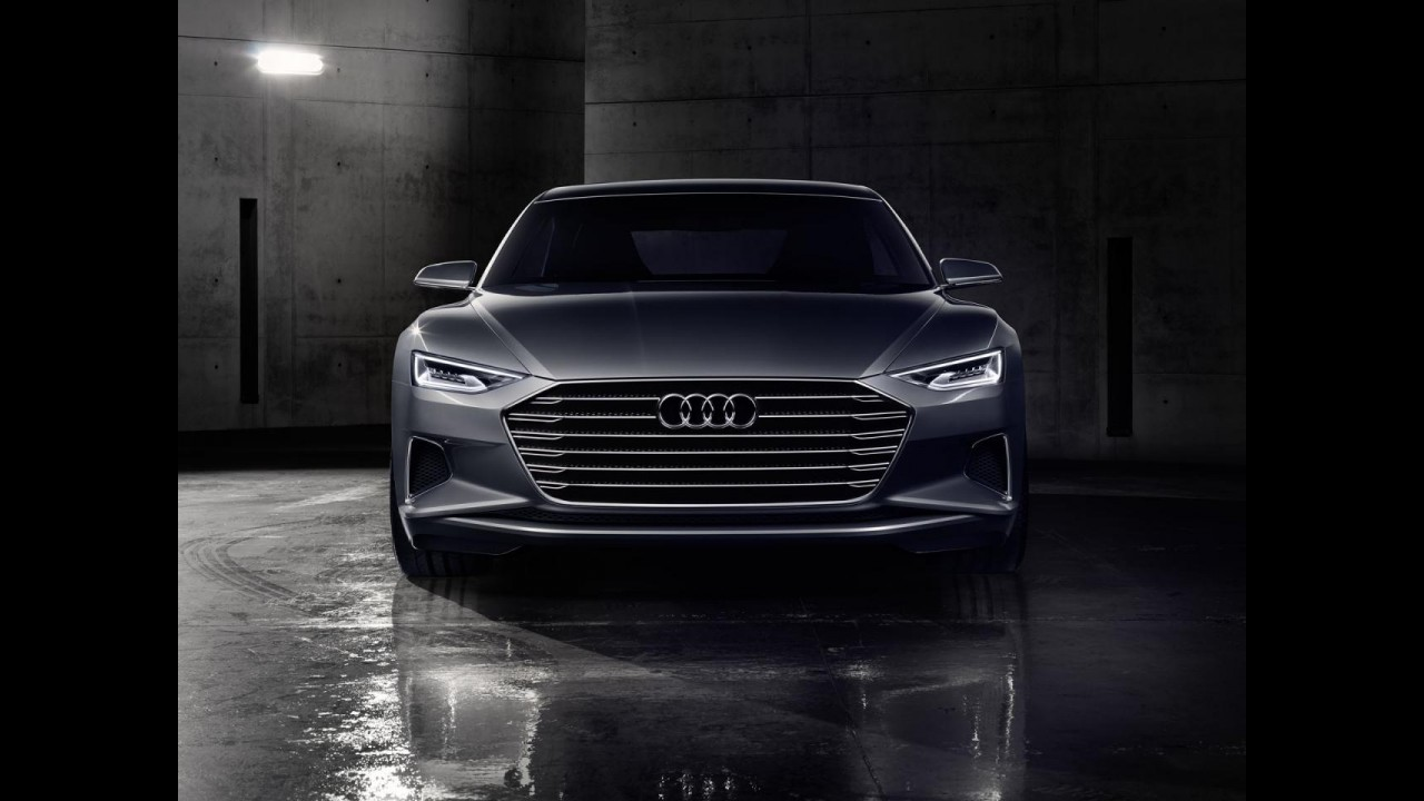 Audi revela Prologue Concept, futuro topo de linha da marca