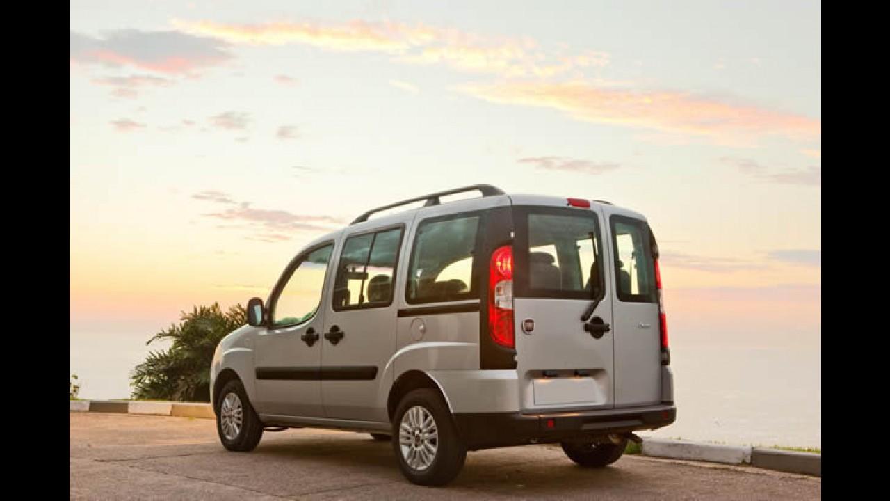 Fiat Doblò 2012: versões recebem nomes Attractive e Essence - Veja os preços