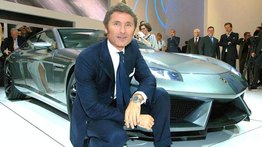 Lamborghini Estoque Konsept Tanıtımı