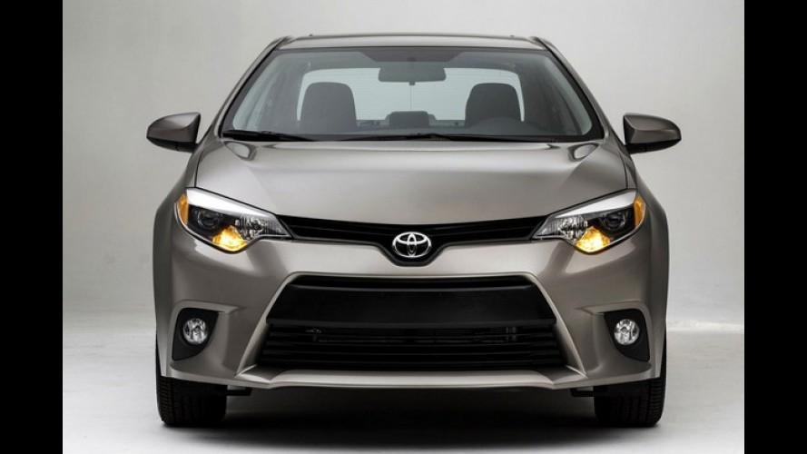Toyota contesta (de novo) a liderança global em vendas do Ford Focus
