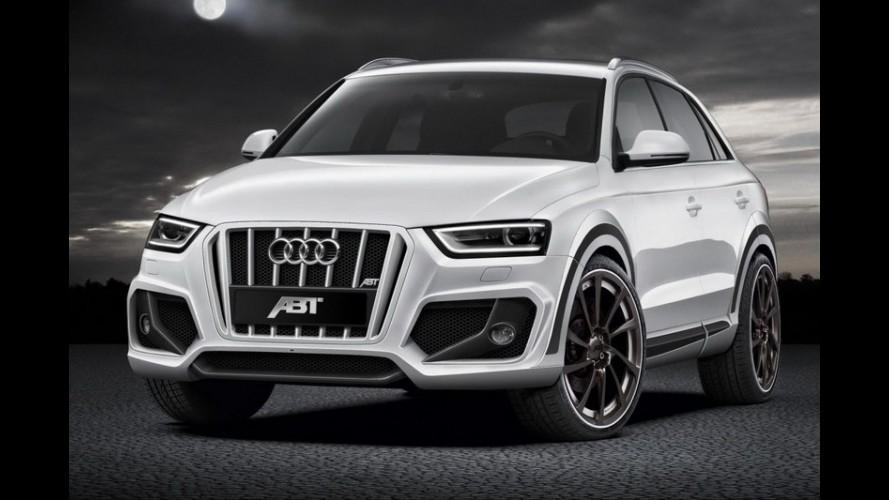 Crossover baseado no Audi A3 deve chegar em 2016 ou 2017