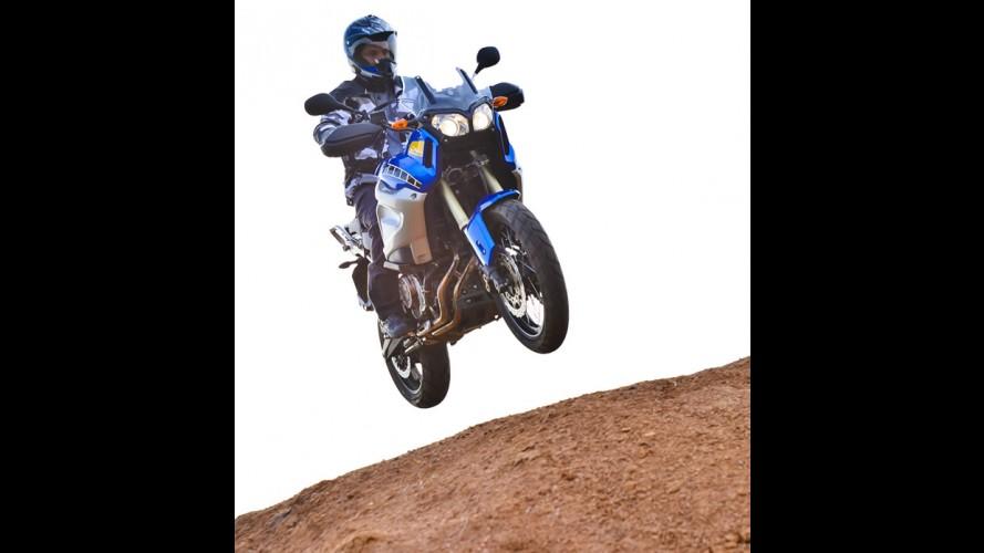 Avaliação moto: Yamaha Super Ténéré 1200 - O mito cresceu
