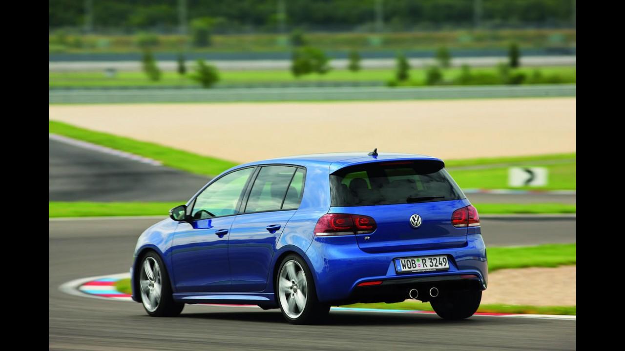 """Volkswagen anuncia a """"R"""", sua própria divisão esportiva"""