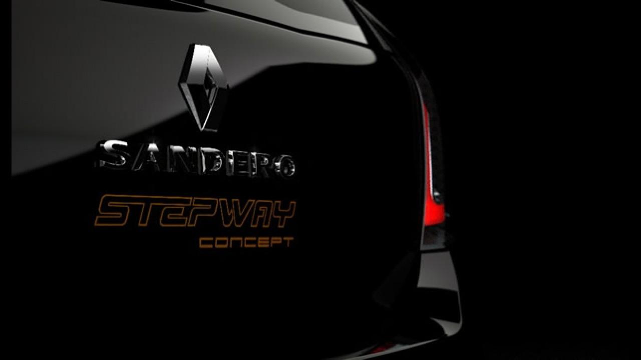 Salão do Automóvel: Renault apresentará o Sandero Stepway Concept