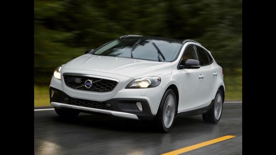Recall: Volvo convoca linha V40 no Brasil para atualizar software defeituoso
