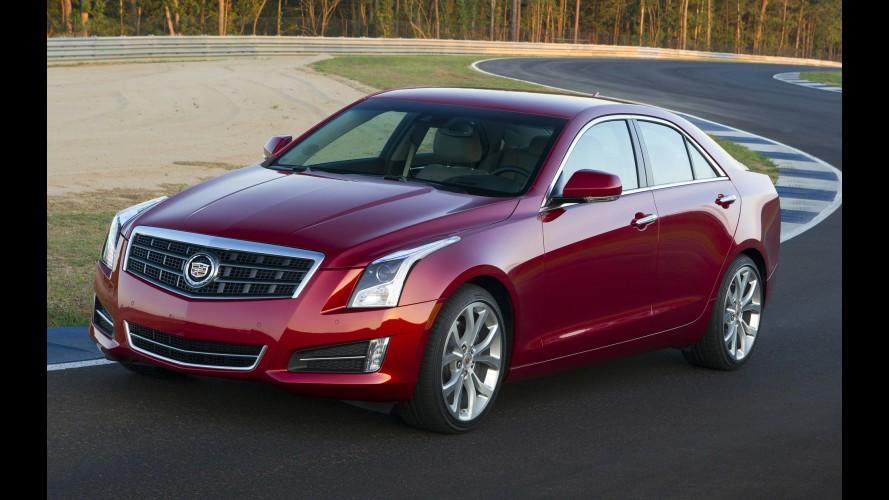 Cadillac pode chegar ao Brasil em 2014