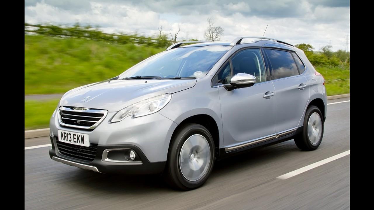 Na trilha do VW Taigun: Peugeot terá crossover de entrada menor que o 2008