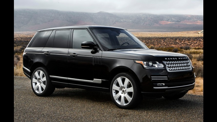 Land Rover convoca 92 Vogue no Brasil para reparar software defeituoso