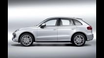 Projeção: Novo Porsche Cajun 2014