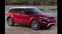 Land Rover planeja uma versão mais ampla do Range Rover Evoque