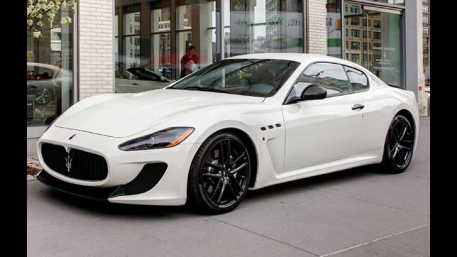 Maserati GranTurismo MC começa a ser vendido nos EUA