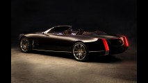 Cadillac apresenta conceito conversível Ciel em concurso de elegância na Califórnia