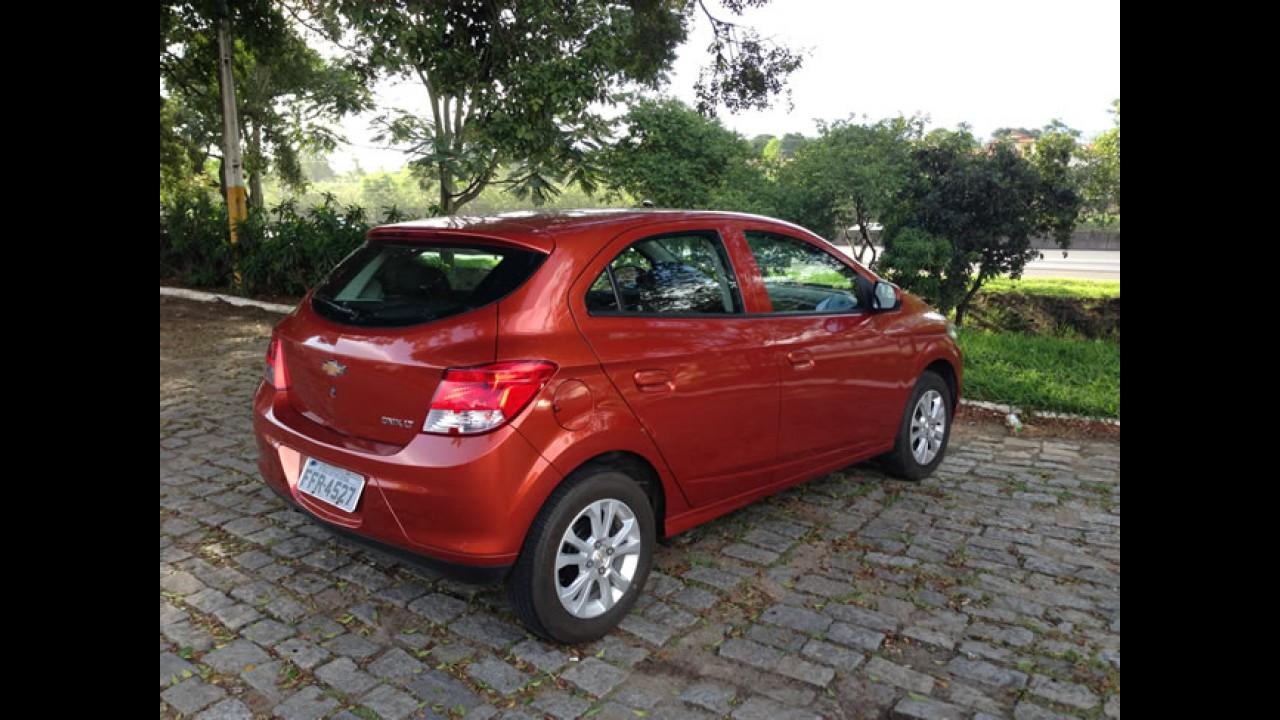 Viagem-teste de 1.000 km: Chevrolet Onix LT 1.0 - A GM está de volta ao jogo